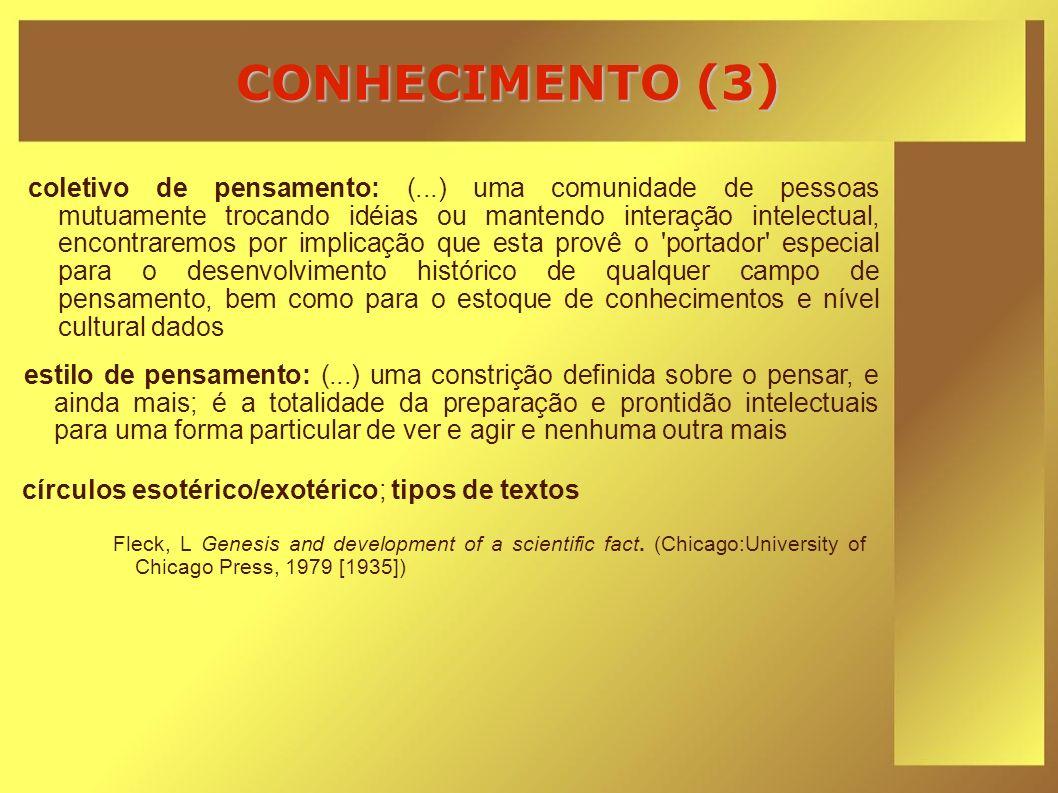 CONHECIMENTO (3)