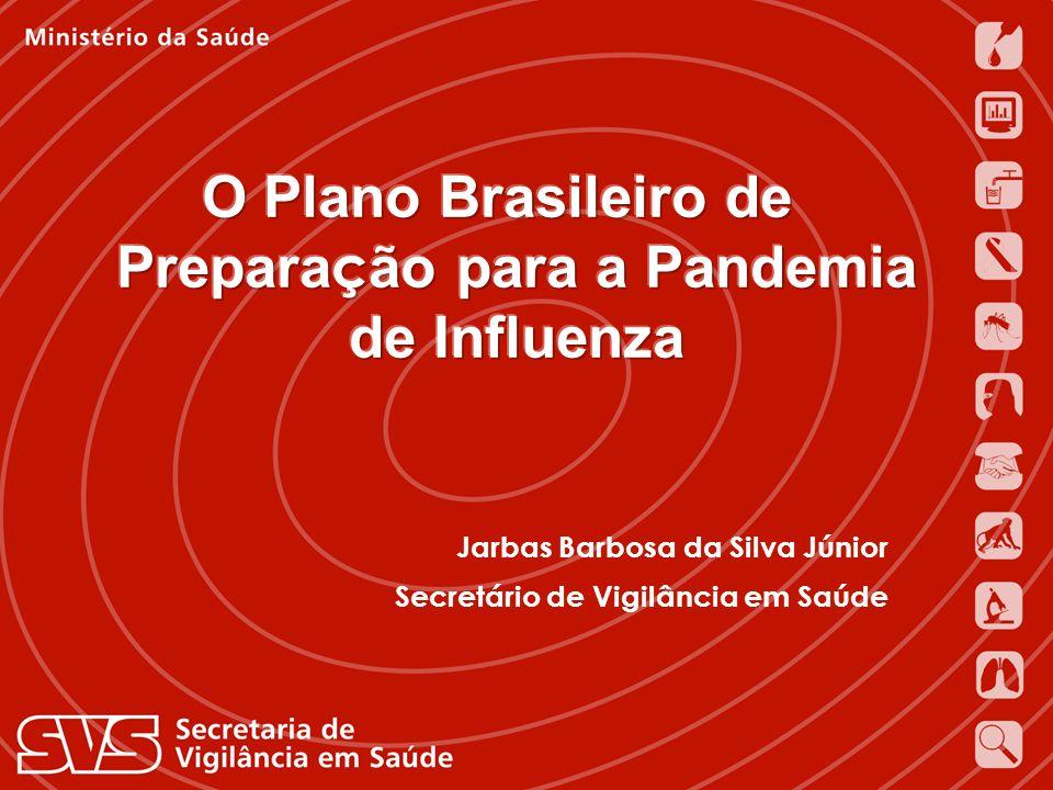 O Plano Brasileiro de Preparação para a Pandemia de Influenza