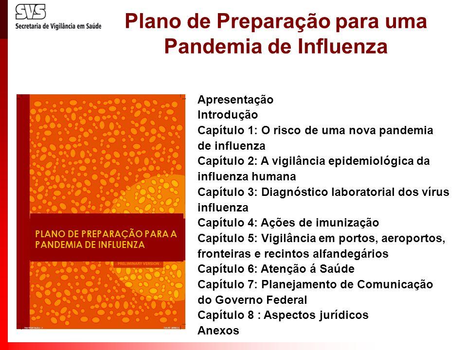 Plano de Preparação para uma Pandemia de Influenza