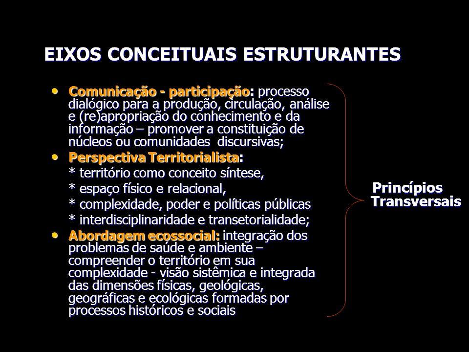 Princípios Transversais