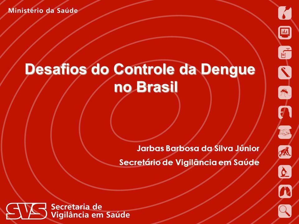Desafios do Controle da Dengue no Brasil