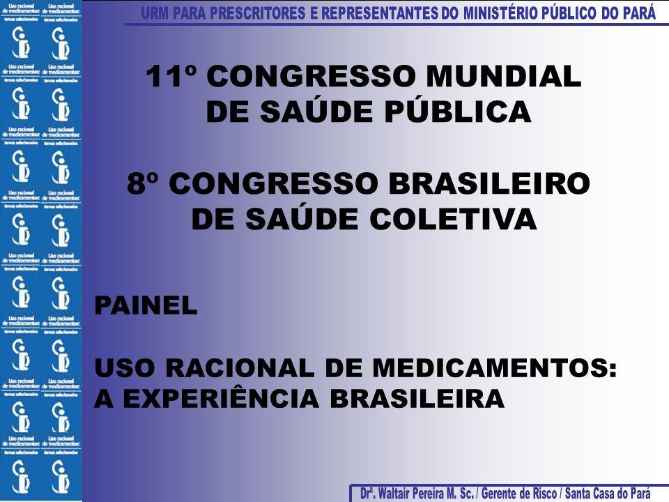 8º CONGRESSO BRASILEIRO