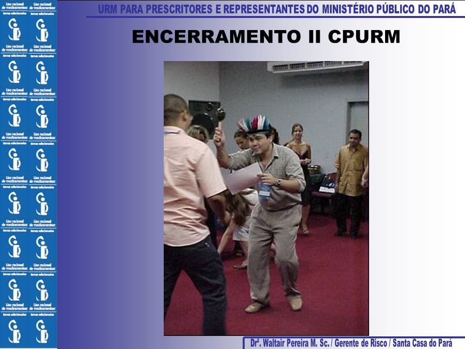 ENCERRAMENTO II CPURM