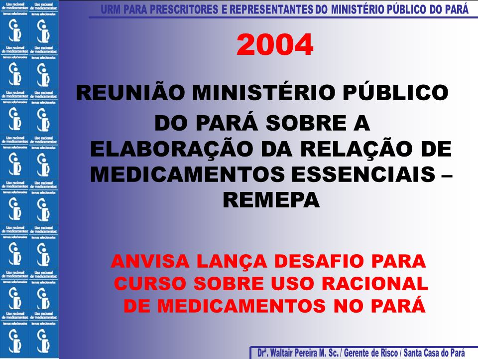 2004 REUNIÃO MINISTÉRIO PÚBLICO