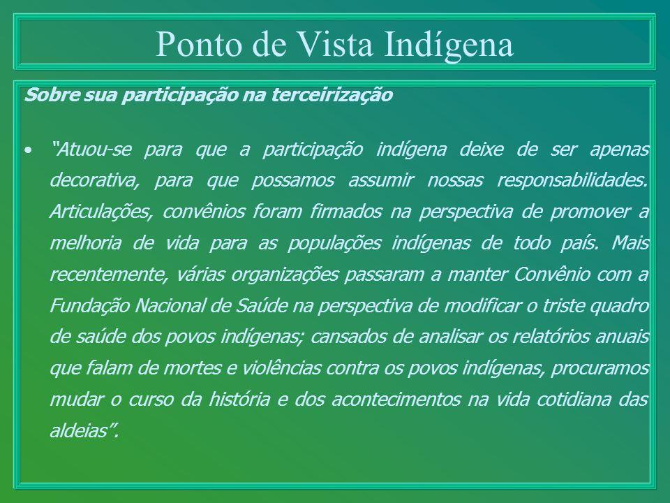 Ponto de Vista Indígena