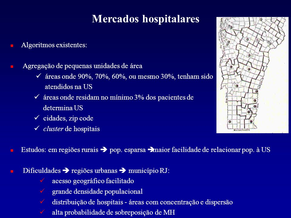 Mercados hospitalares