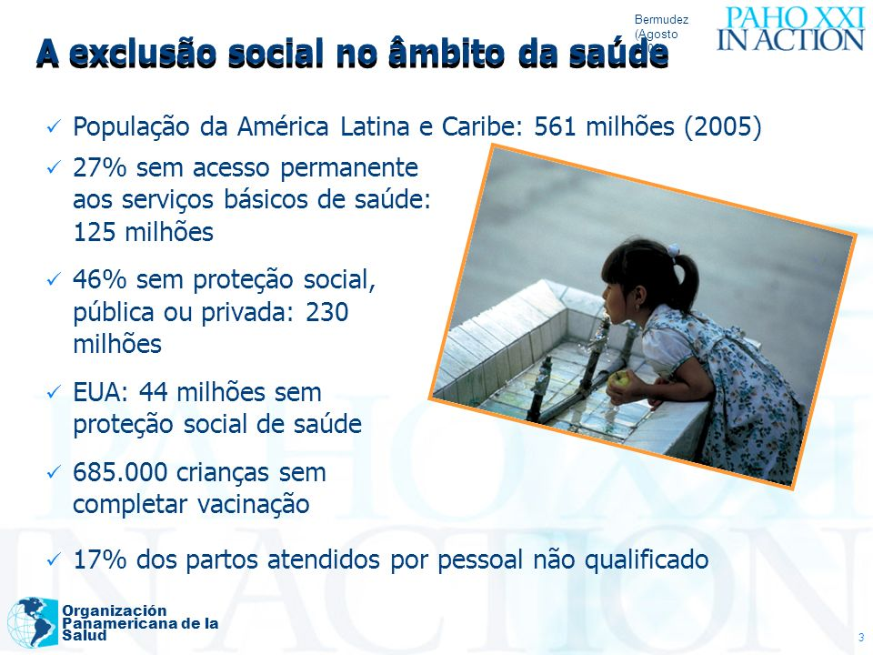 A exclusão social no âmbito da saúde