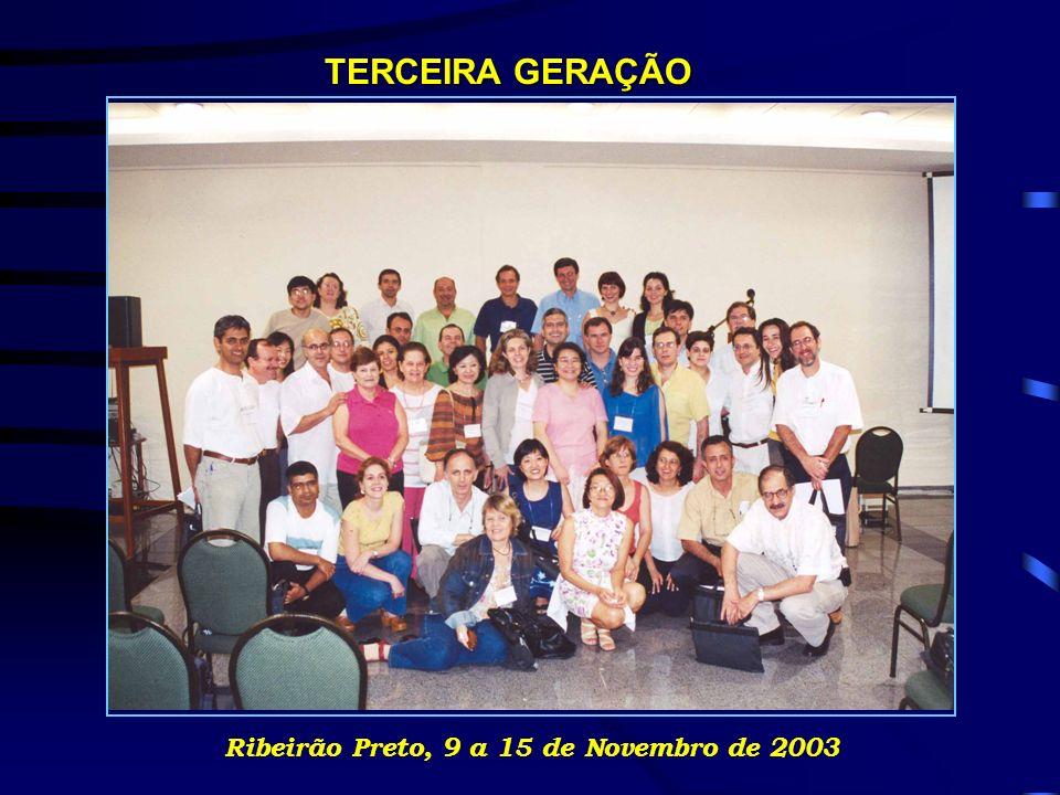 Ribeirão Preto, 9 a 15 de Novembro de 2003