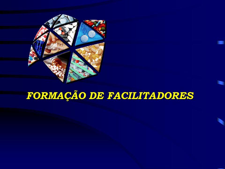 FORMAÇÃO DE FACILITADORES