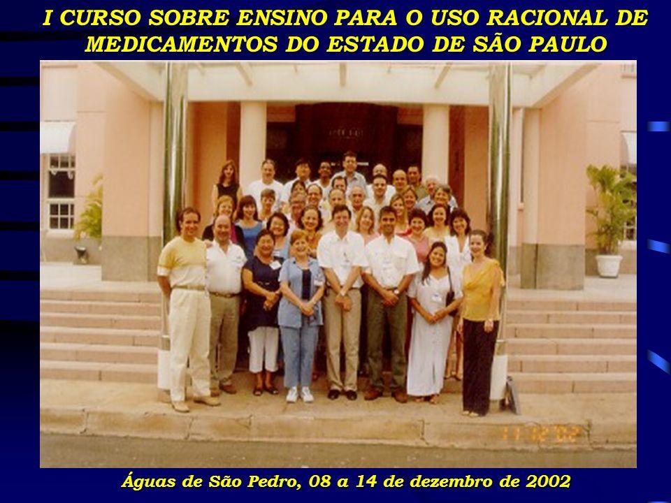 Águas de São Pedro, 08 a 14 de dezembro de 2002