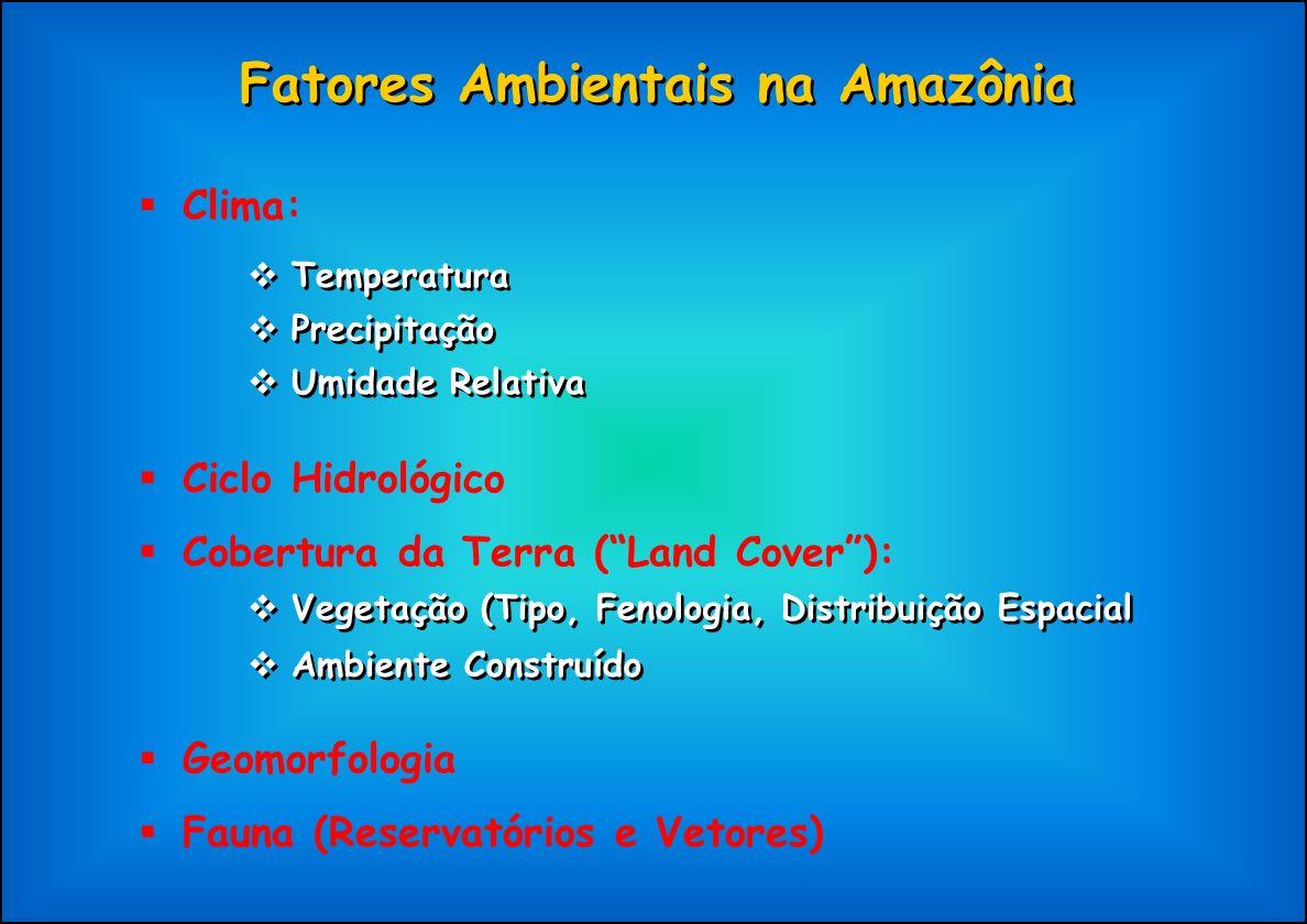 Fatores Ambientais na Amazônia