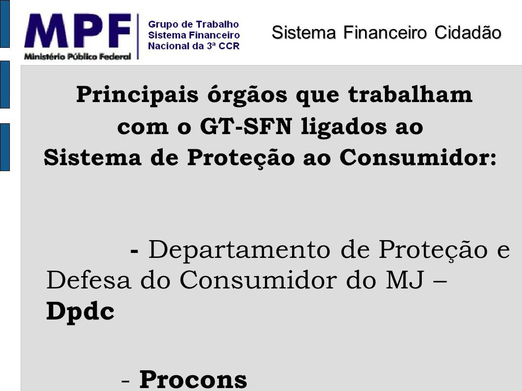 Sistema de Proteção ao Consumidor: