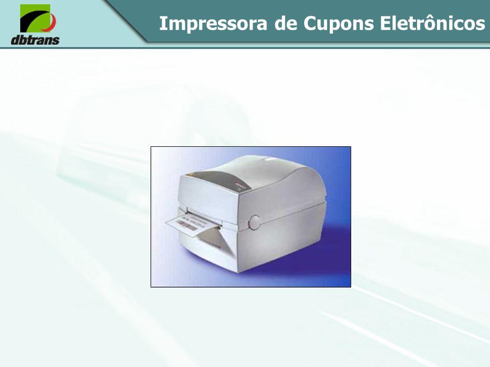 Impressora de Cupons Eletrônicos