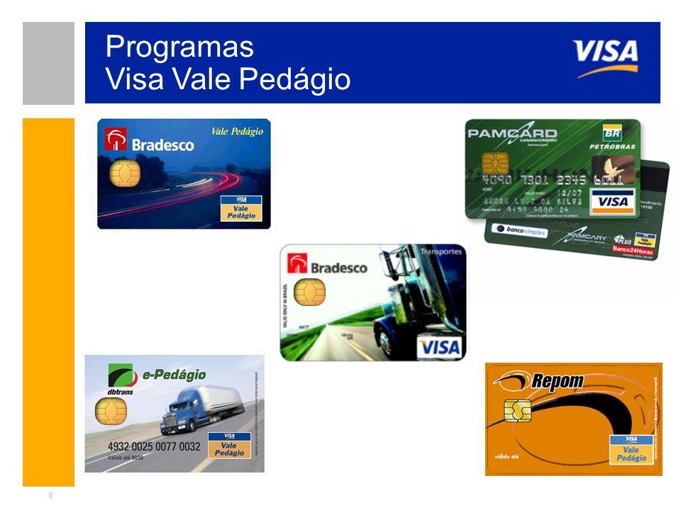 Programas Visa Vale Pedágio