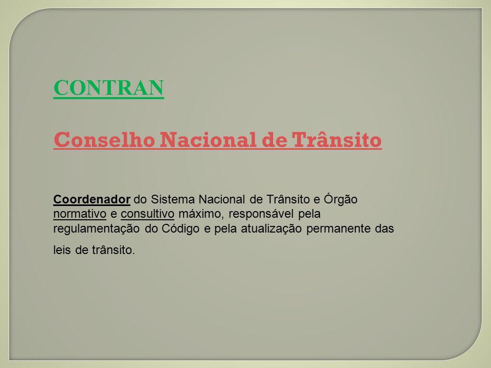 Conselho Nacional de Trânsito