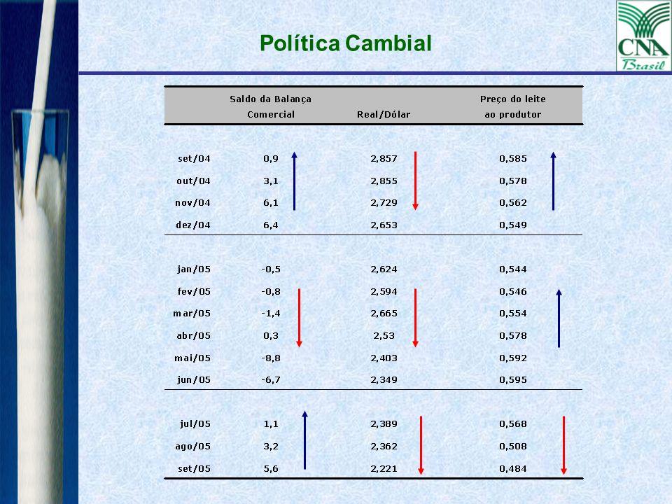 Política Cambial