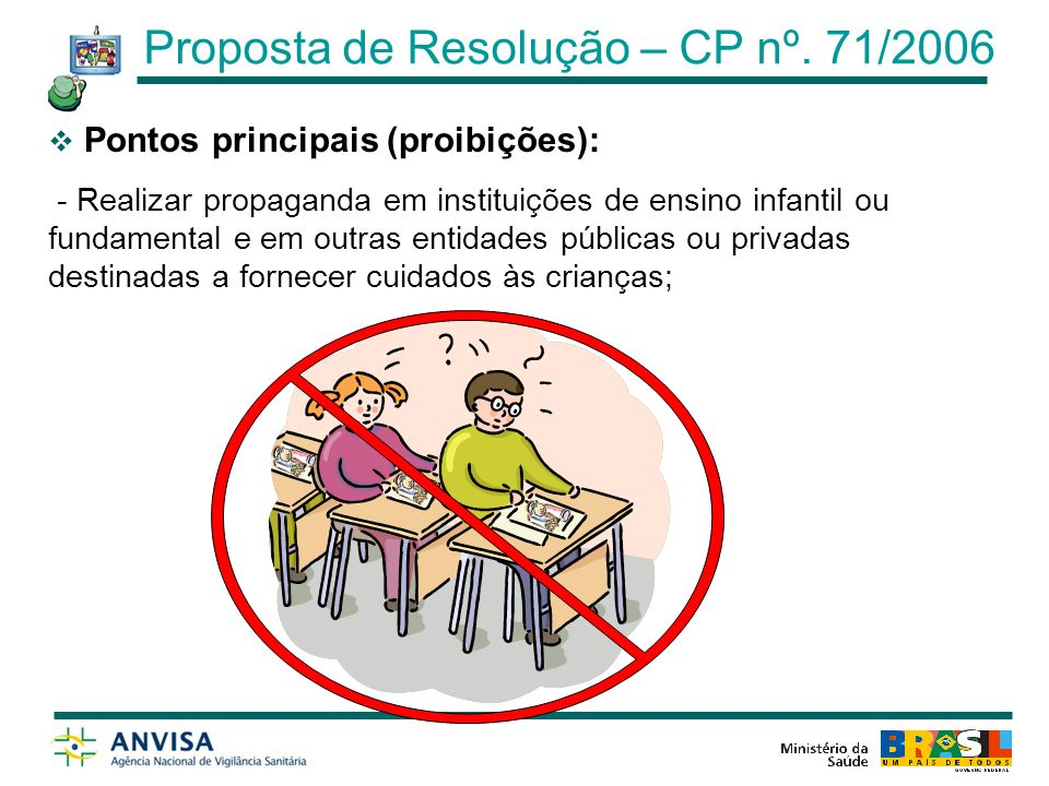 Proposta de Resolução – CP nº. 71/2006