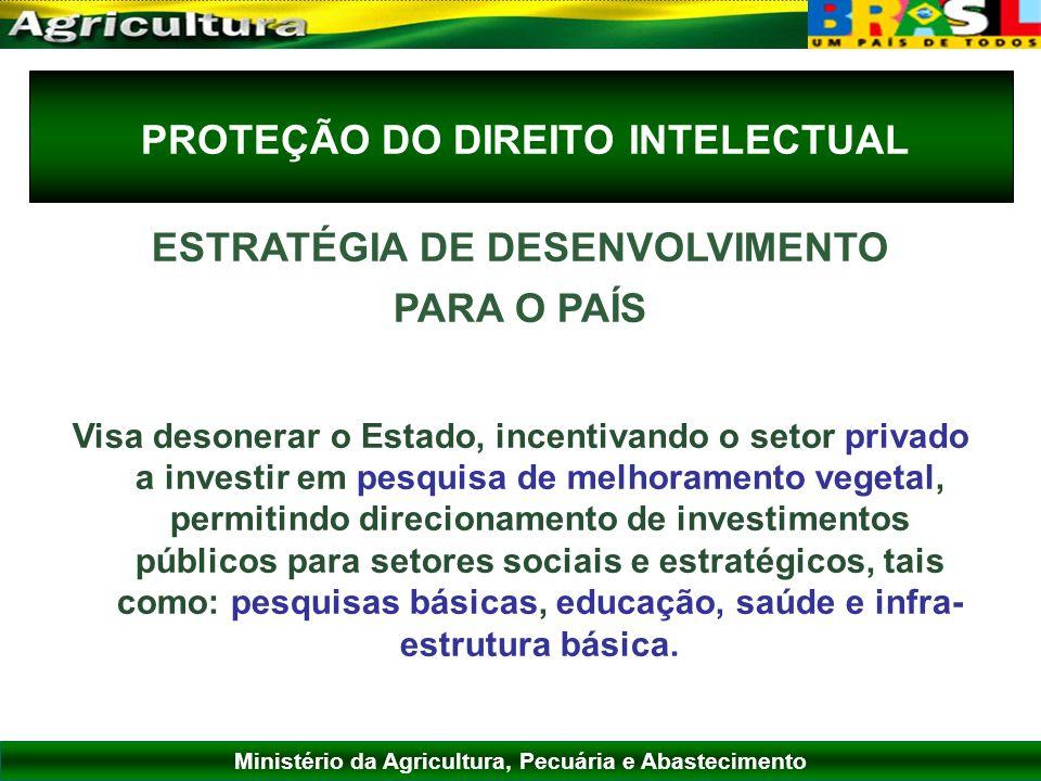 PROTEÇÃO DO DIREITO INTELECTUAL