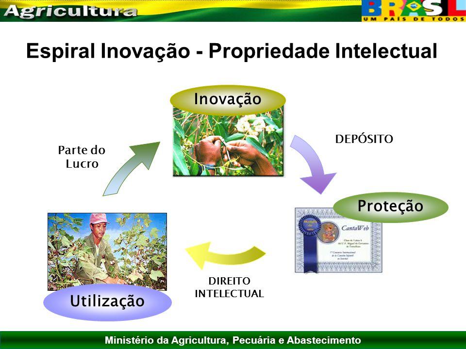 Espiral Inovação - Propriedade Intelectual