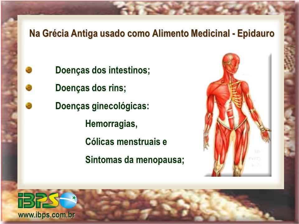Na Grécia Antiga usado como Alimento Medicinal - Epidauro
