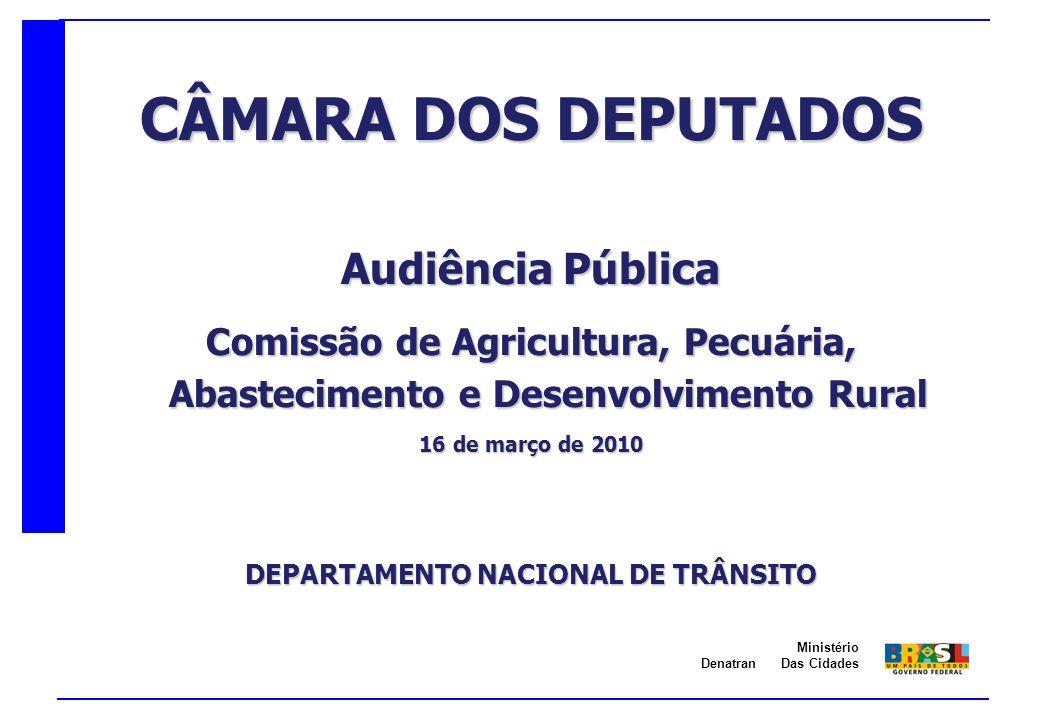 DEPARTAMENTO NACIONAL DE TRÂNSITO