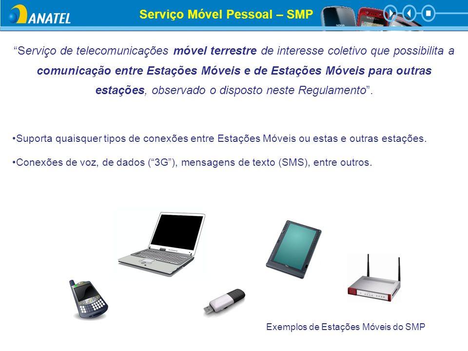 Serviço Móvel Pessoal – SMP