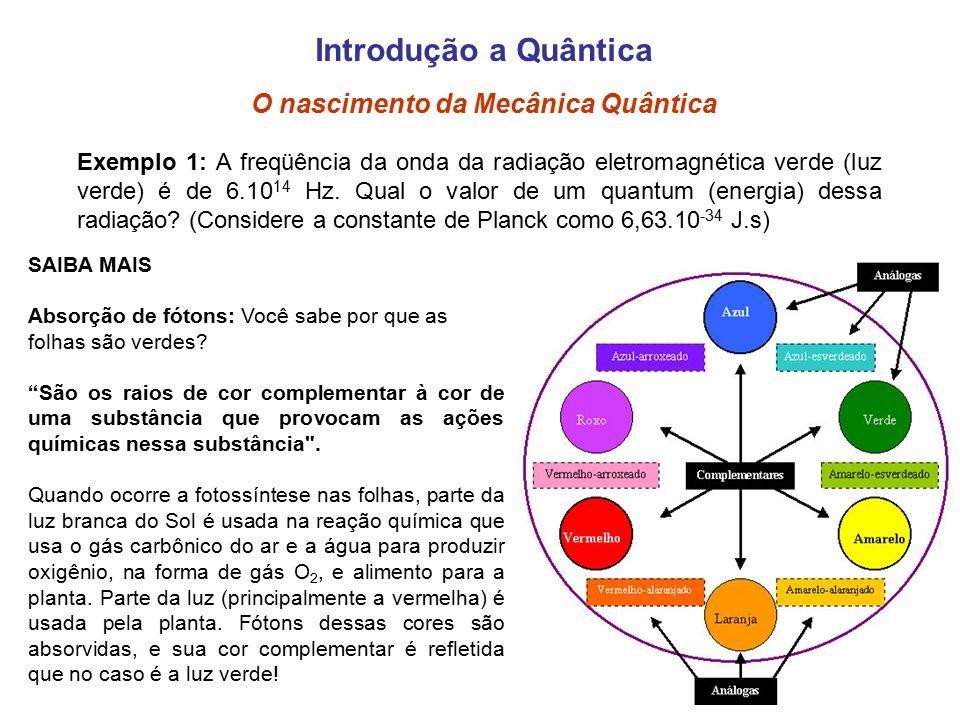 Mecanica quantica o que é