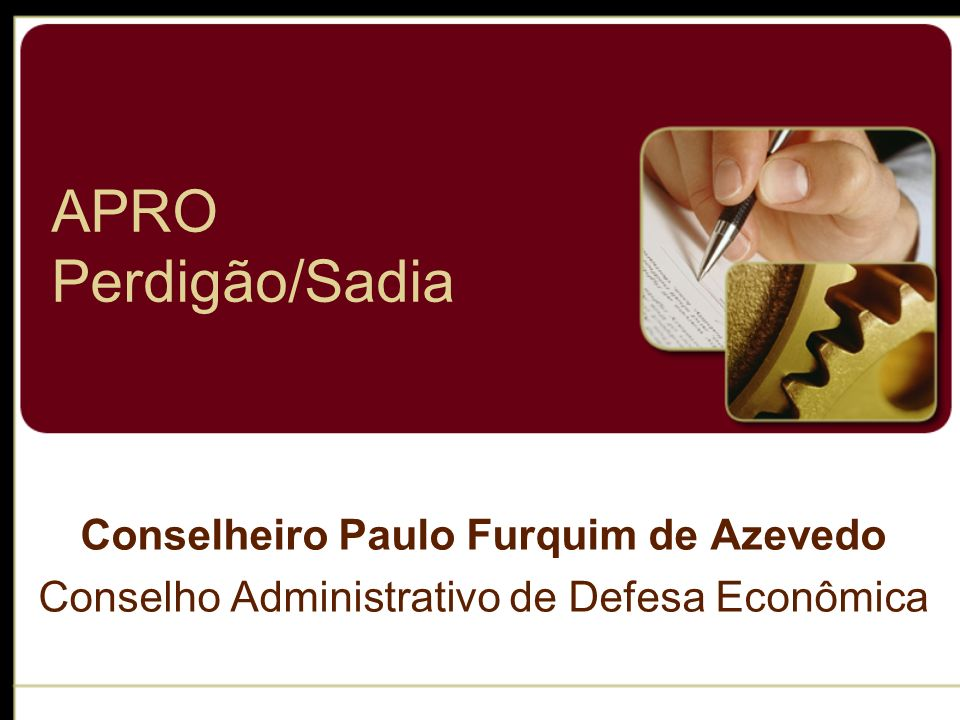 Conselheiro Paulo Furquim de Azevedo