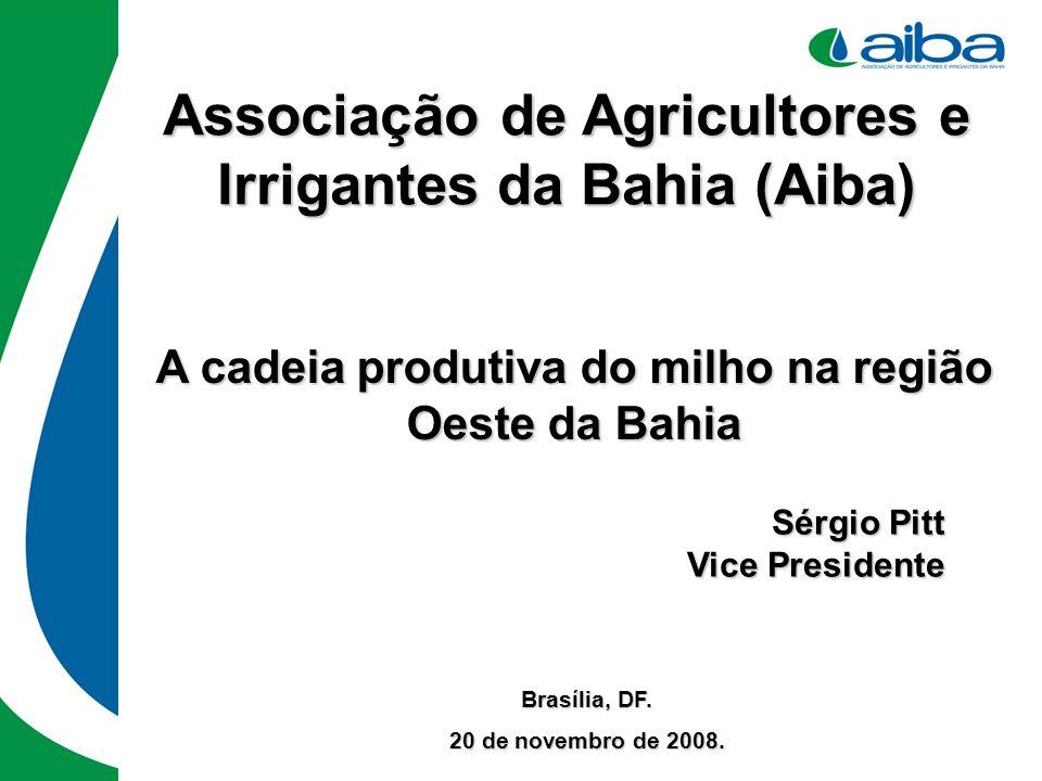 Associação de Agricultores e Irrigantes da Bahia (Aiba)