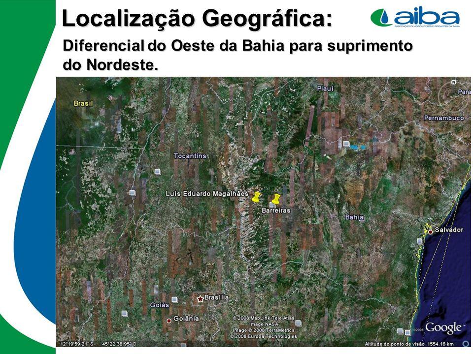 Localização Geográfica:
