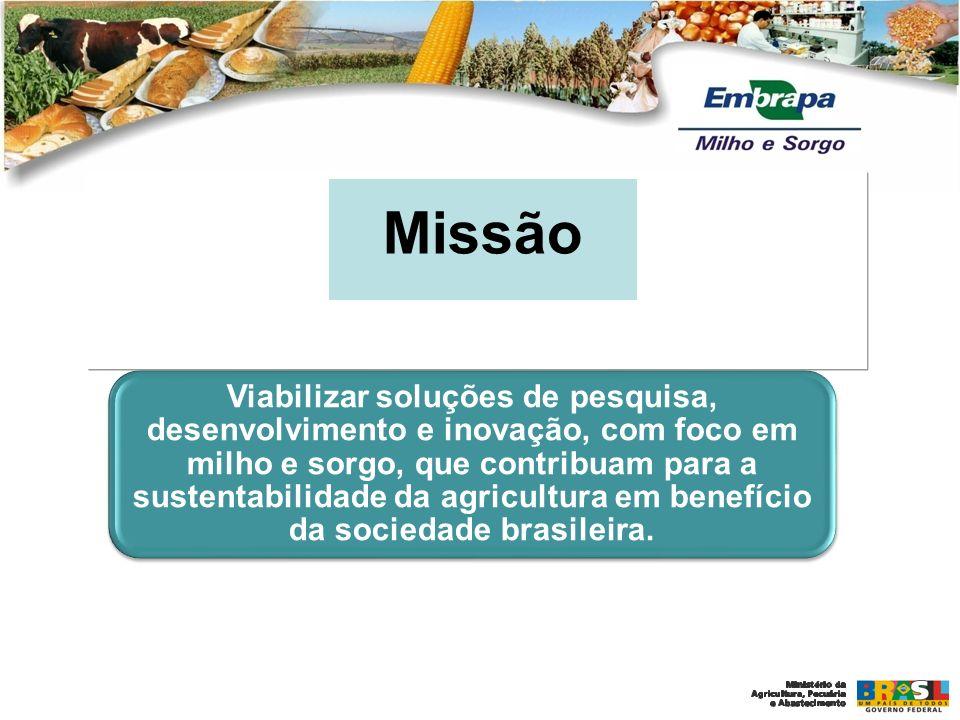 Missão EMBRAPA MILHO E SORGO