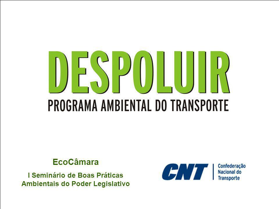 I Seminário de Boas Práticas Ambientais do Poder Legislativo