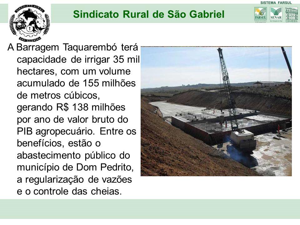 Sindicato Rural de São Gabriel