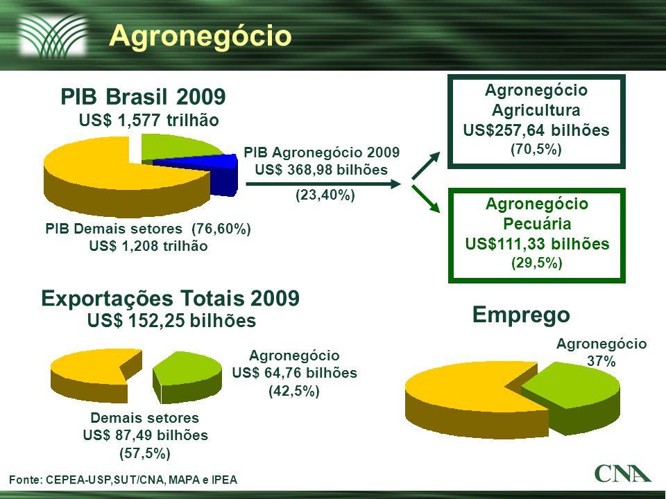 Agronegócio Agricultura
