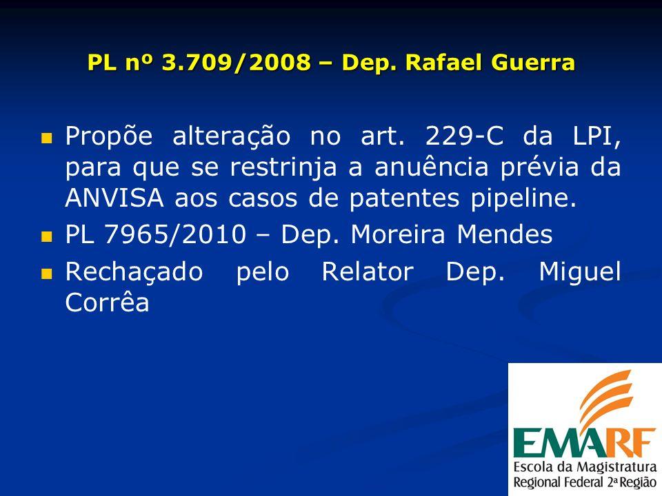 PL nº 3.709/2008 – Dep. Rafael Guerra