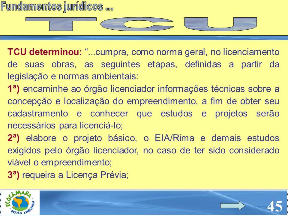 Fundamentos jurídicos ...