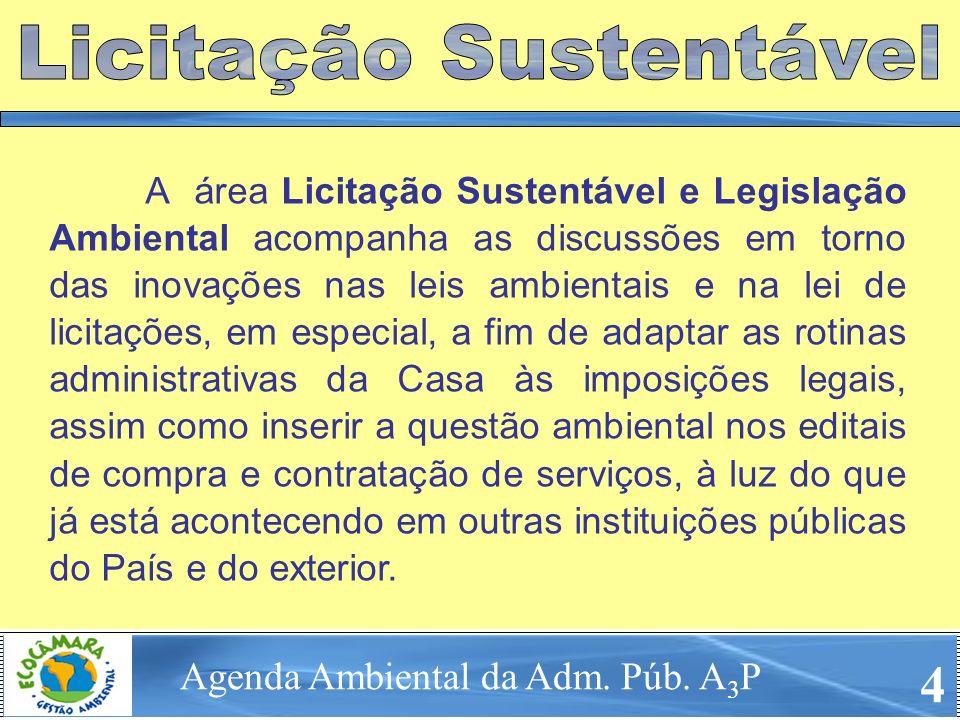 Licitação Sustentável
