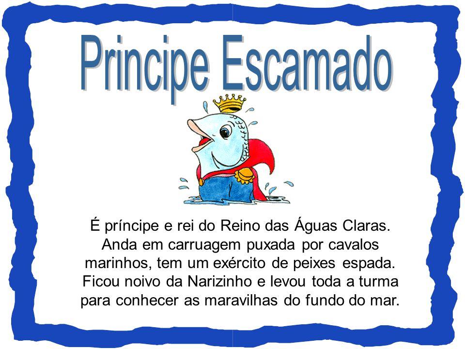 Principe Escamado