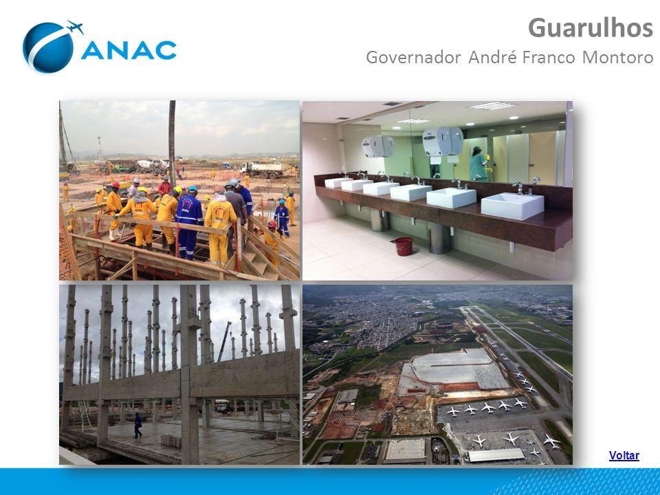 Guarulhos Governador André Franco Montoro