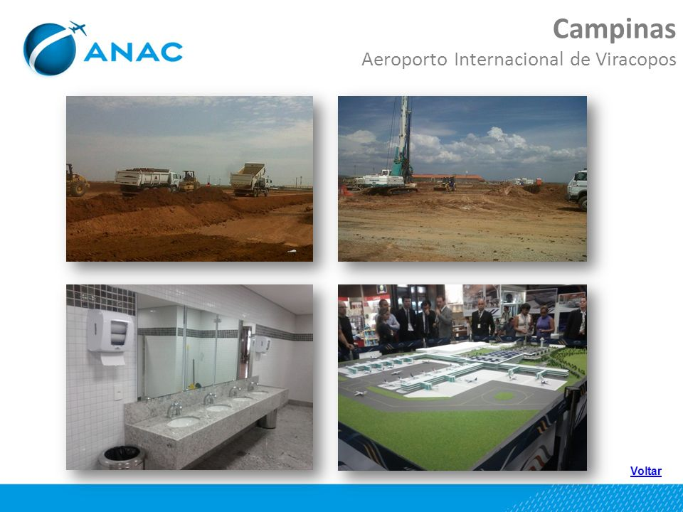 Campinas Aeroporto Internacional de Viracopos