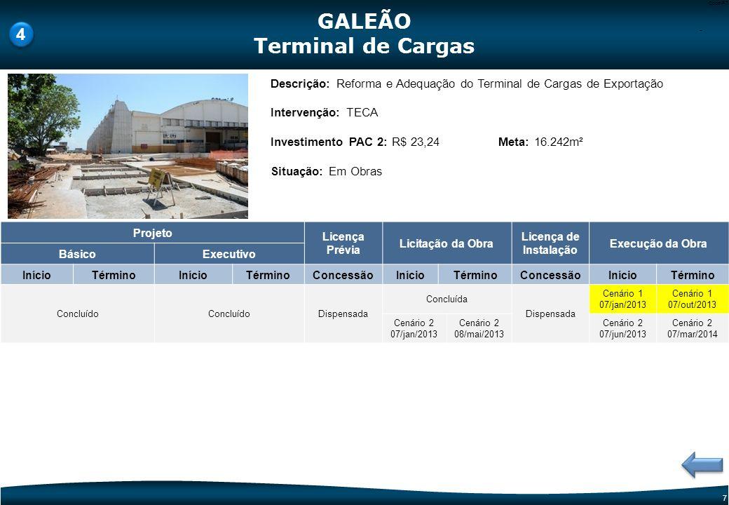 GALEÃO Terminal de Cargas