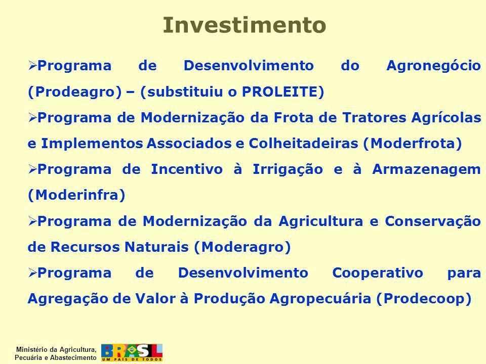 ü Programa de Desenvolvimento da Fruticultura (Prodefruta)
