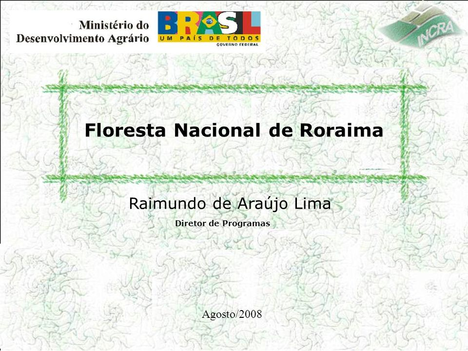 Floresta Nacional de Roraima
