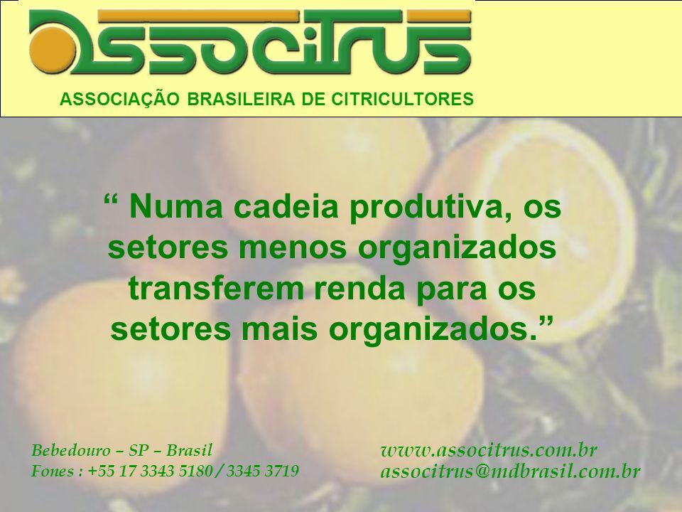 ASSOCIAÇÃO BRASILEIRA DE CITRICULTORES