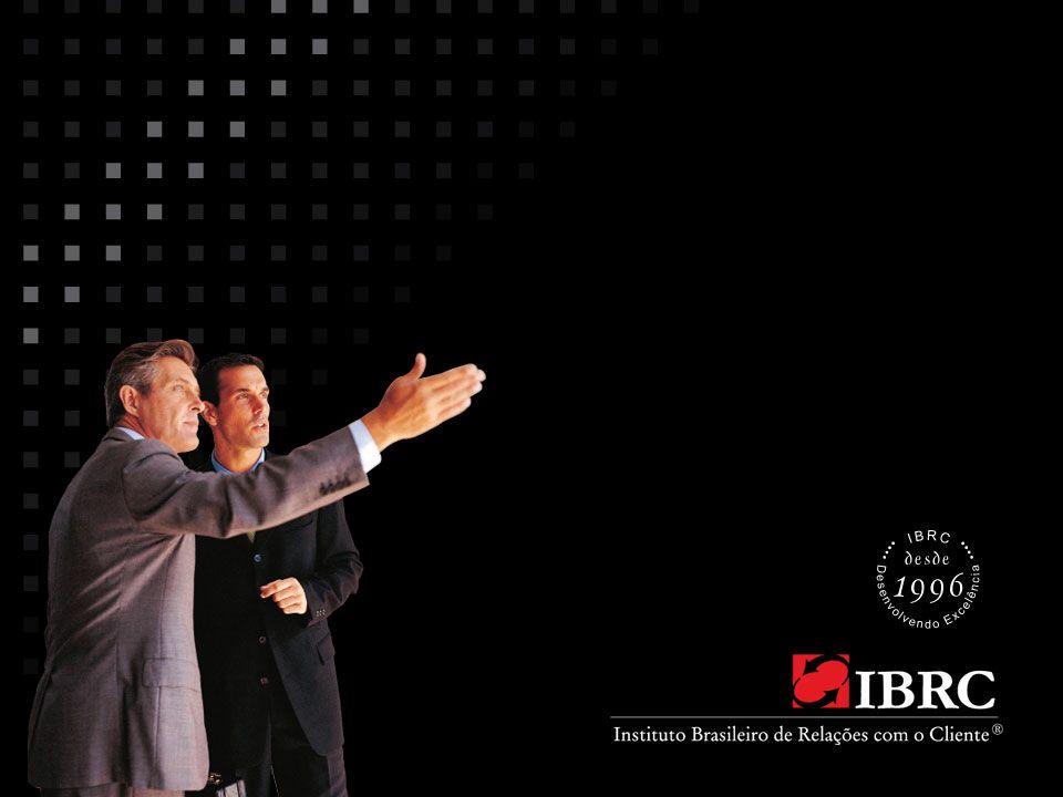 Nossa Missão O IBRC é um instituto líder e referência na missão de desenvolver o relacionamento das empresas.