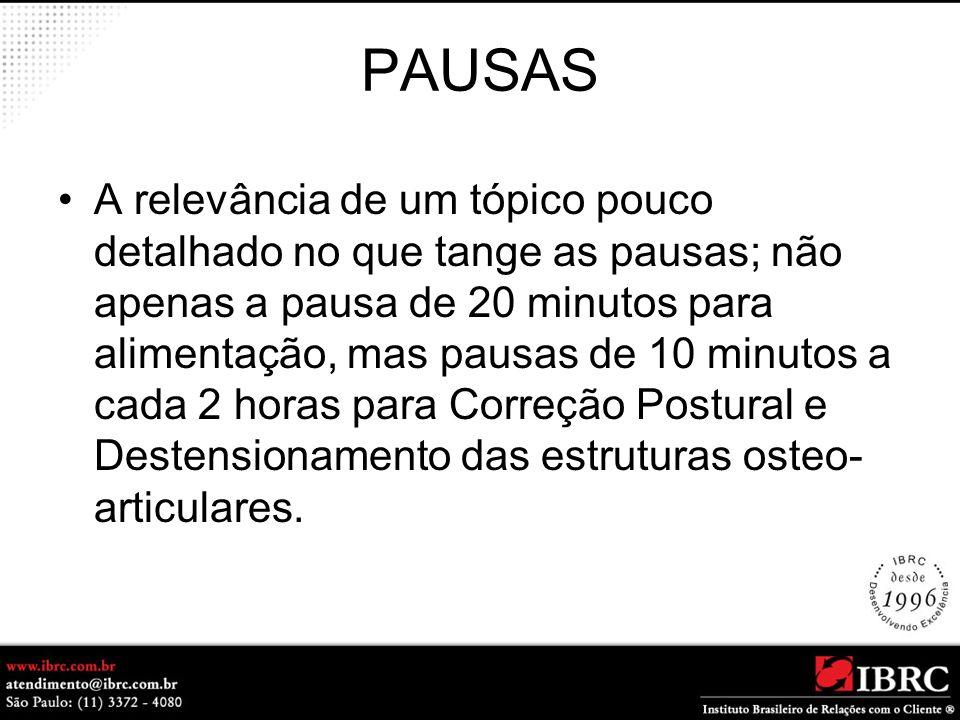 PAUSAS