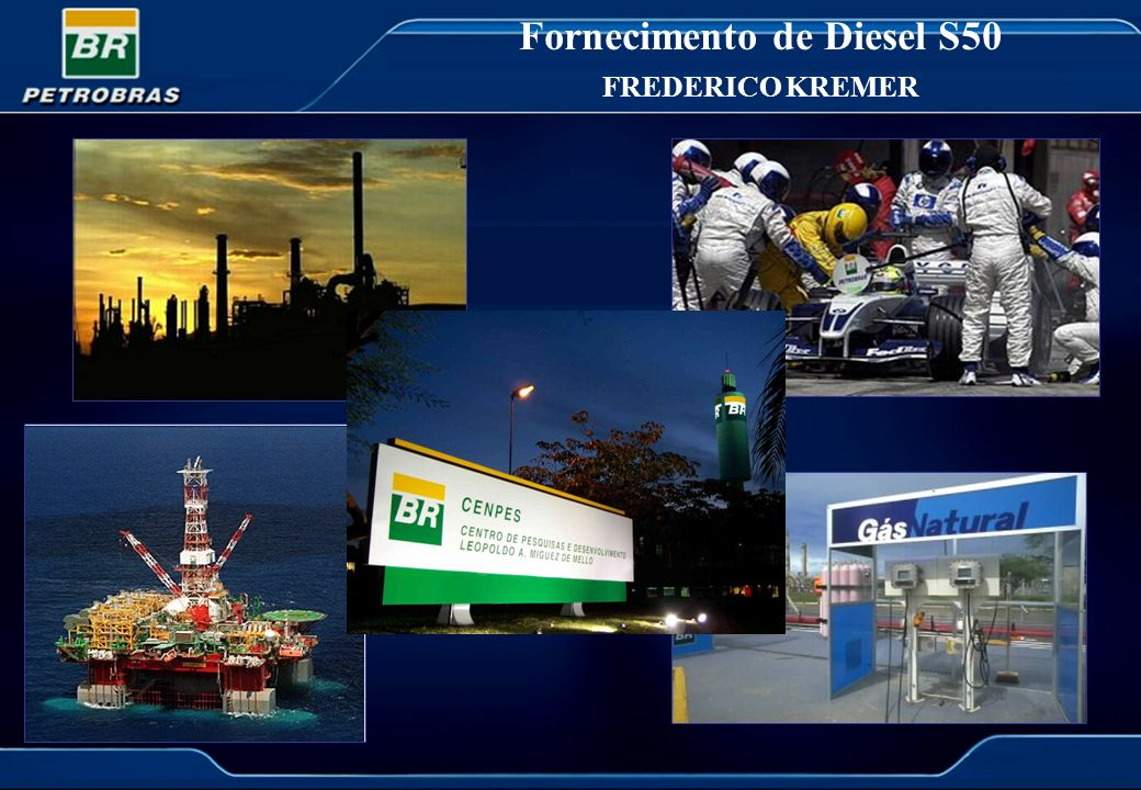 Fornecimento de Diesel S50