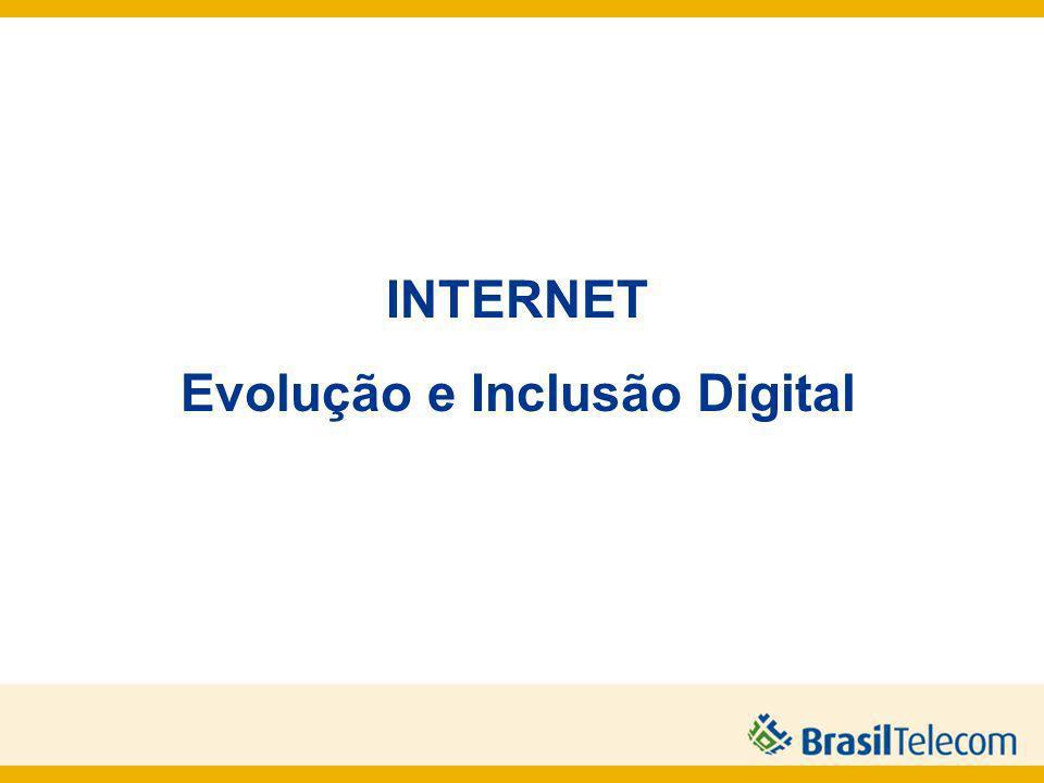 Evolução e Inclusão Digital