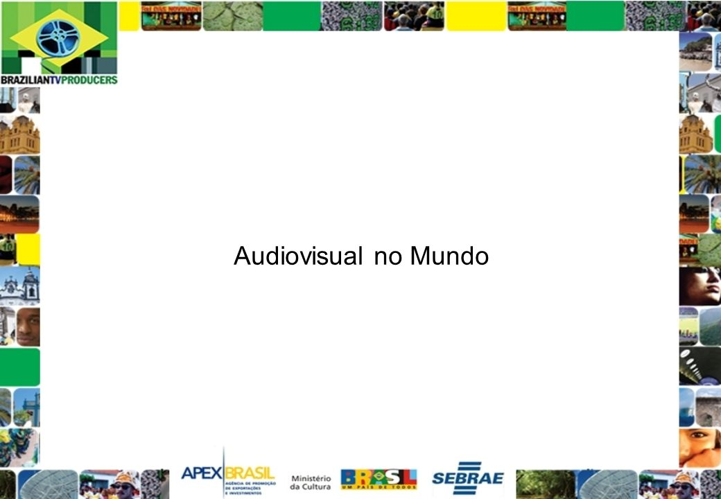 Audiovisual no Mundo