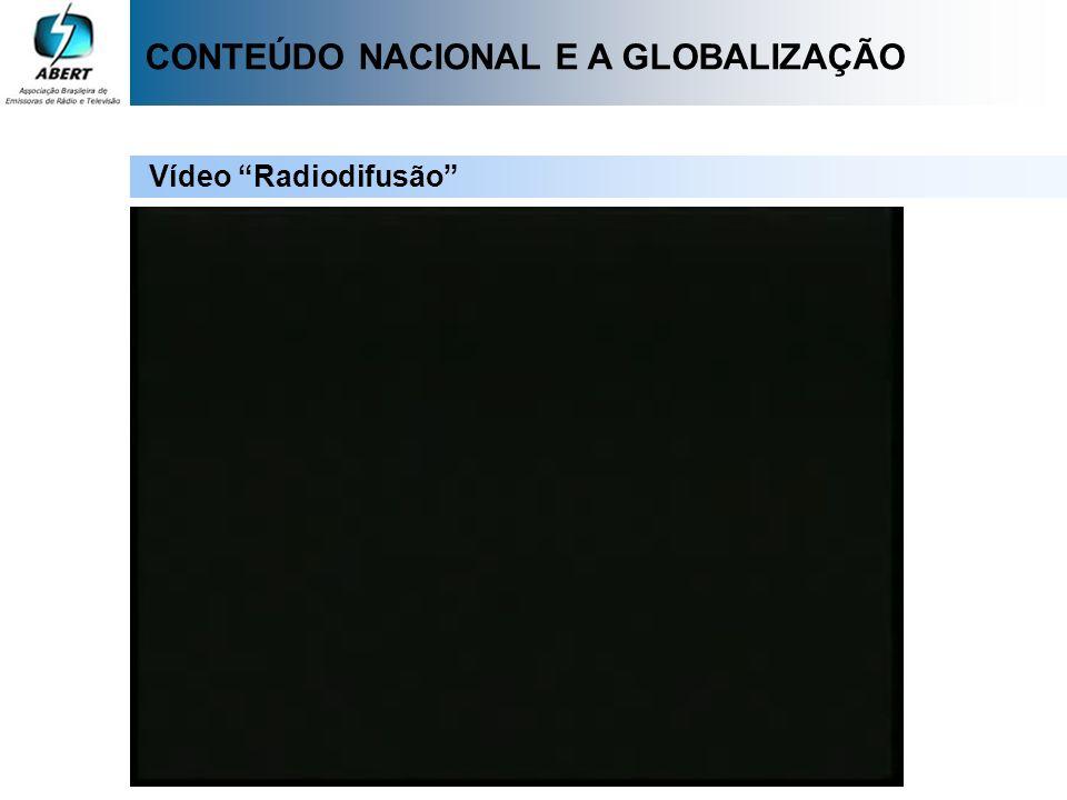 CONTEÚDO NACIONAL E A GLOBALIZAÇÃO